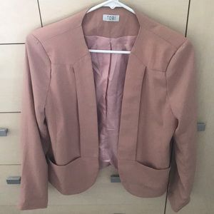 Fitted blazer (fits like a small)